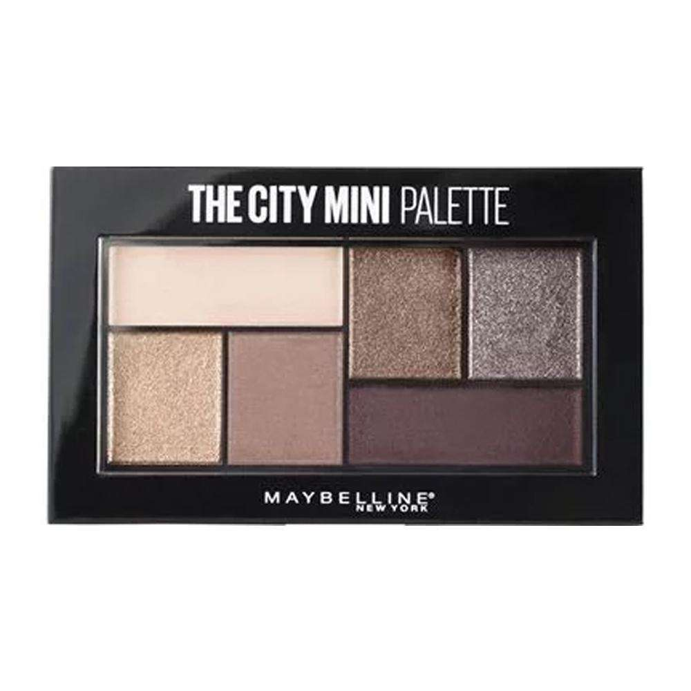 The City Mini Palette: Chill Brunch Neutrals