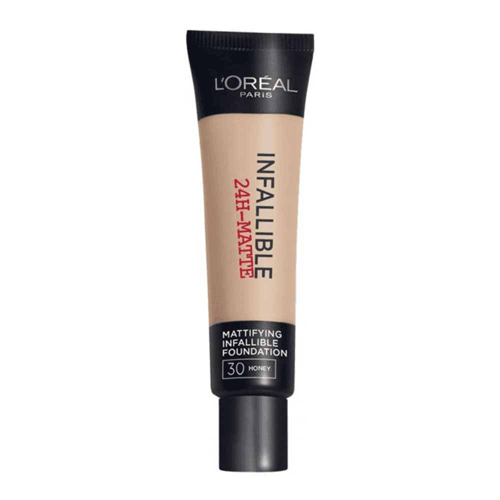Infallible24H Matte Foundation (7 Shades) Foundation L'Oreal Paris 30 Honey