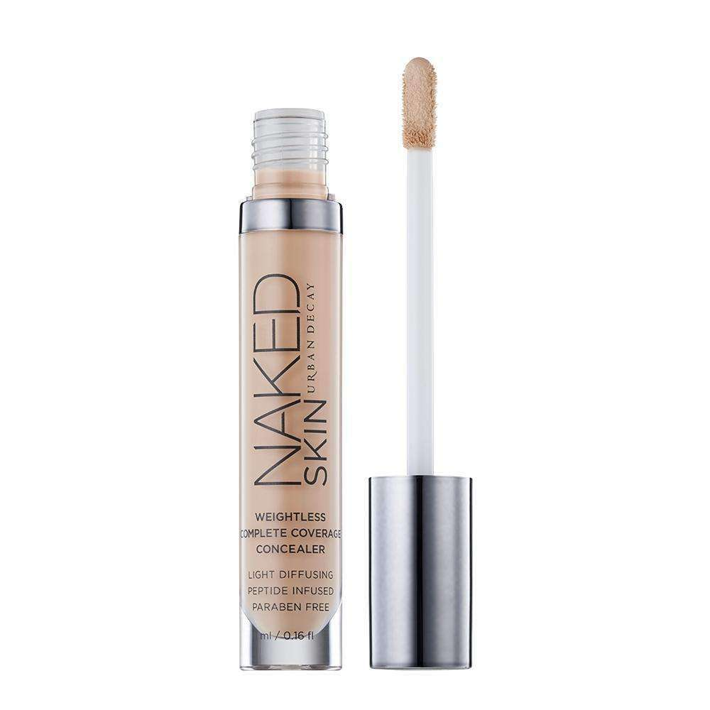 Naked Skin Weightless Complete Coverage Concealer Concealer Urban Decay Light Warm