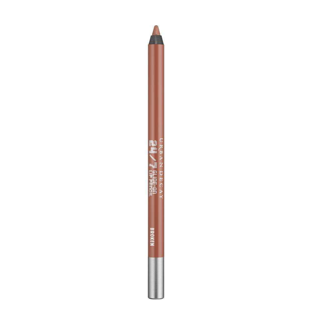 24/7 Glide-On Lip Pencil Lip Liner Urban Decay Broken Warm Rose