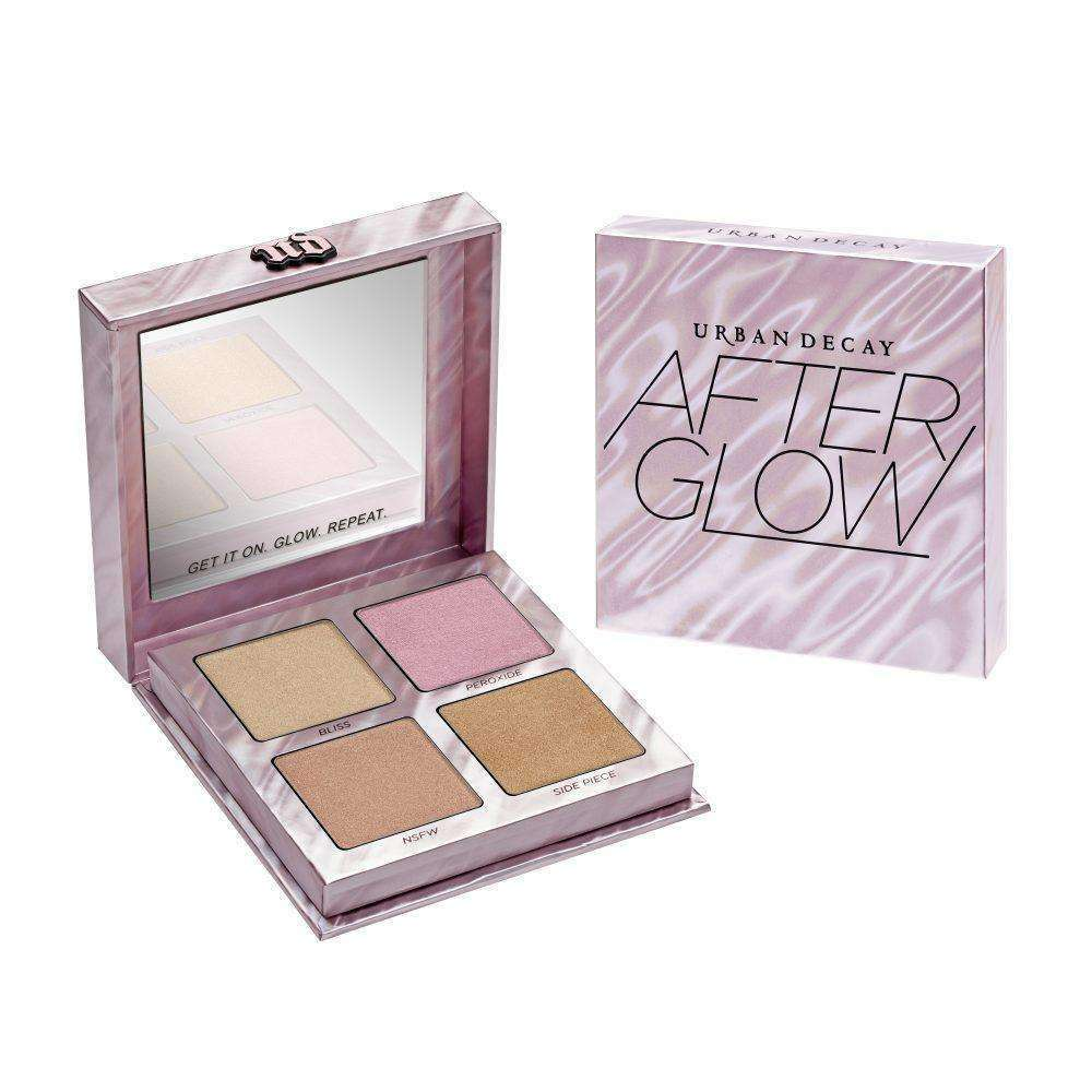 Afterglow Highlighter Palette Highlighter Urban Decay
