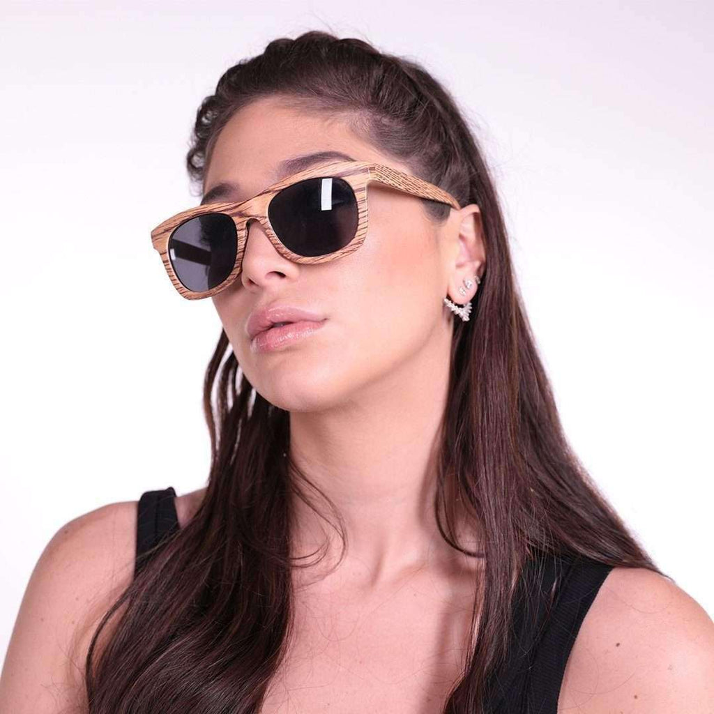 Wooden Framed Sunglasses Sunglasses Tamara Farra