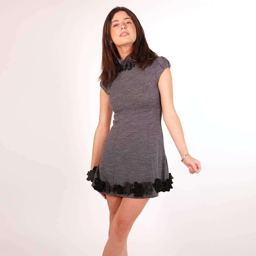 Fall Short Dress Dress Tatiana Kaadou