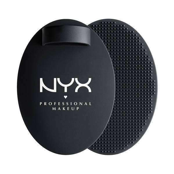 On The Spot Brush Cleansing Pad cleansing pad NYX Professional Makeup