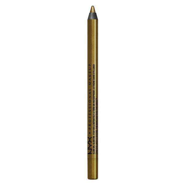 Slide On Glide On Eye Pencil pencil NYX Professional Makeup Golden Olive