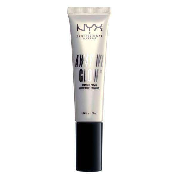 Away We Glow Strobing Cream Cream NYX Professional Makeup Bright Star