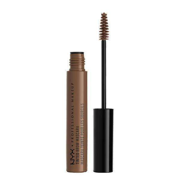 Tinted Brow Mascara Brow Mascara NYX Professional Makeup Chocolate -