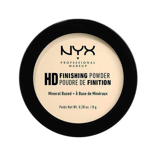 High Definition Finishing Powder Finishing Powder NYX Professional Makeup Banana