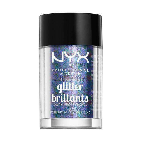 Face & Body Glitter glitter NYX Professional Makeup Violet -