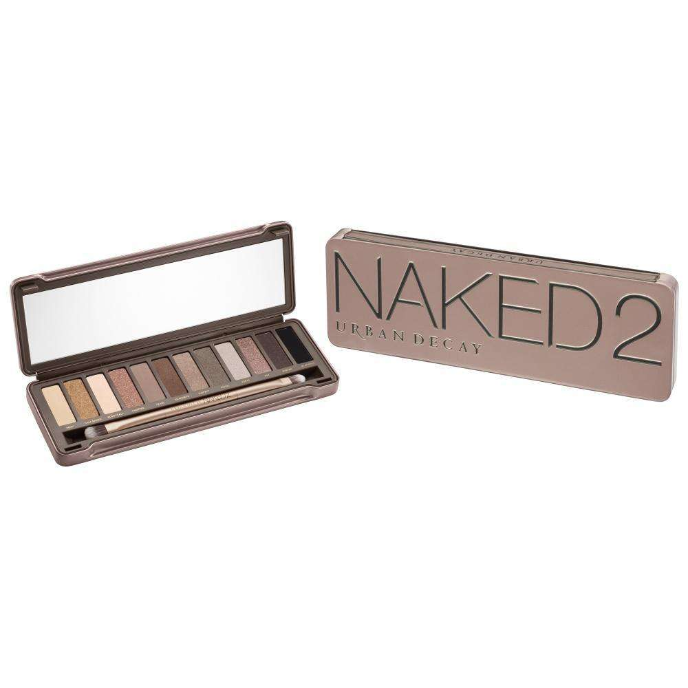 Naked 2 Eyeshadow Palette Eyeshadow Urban Decay