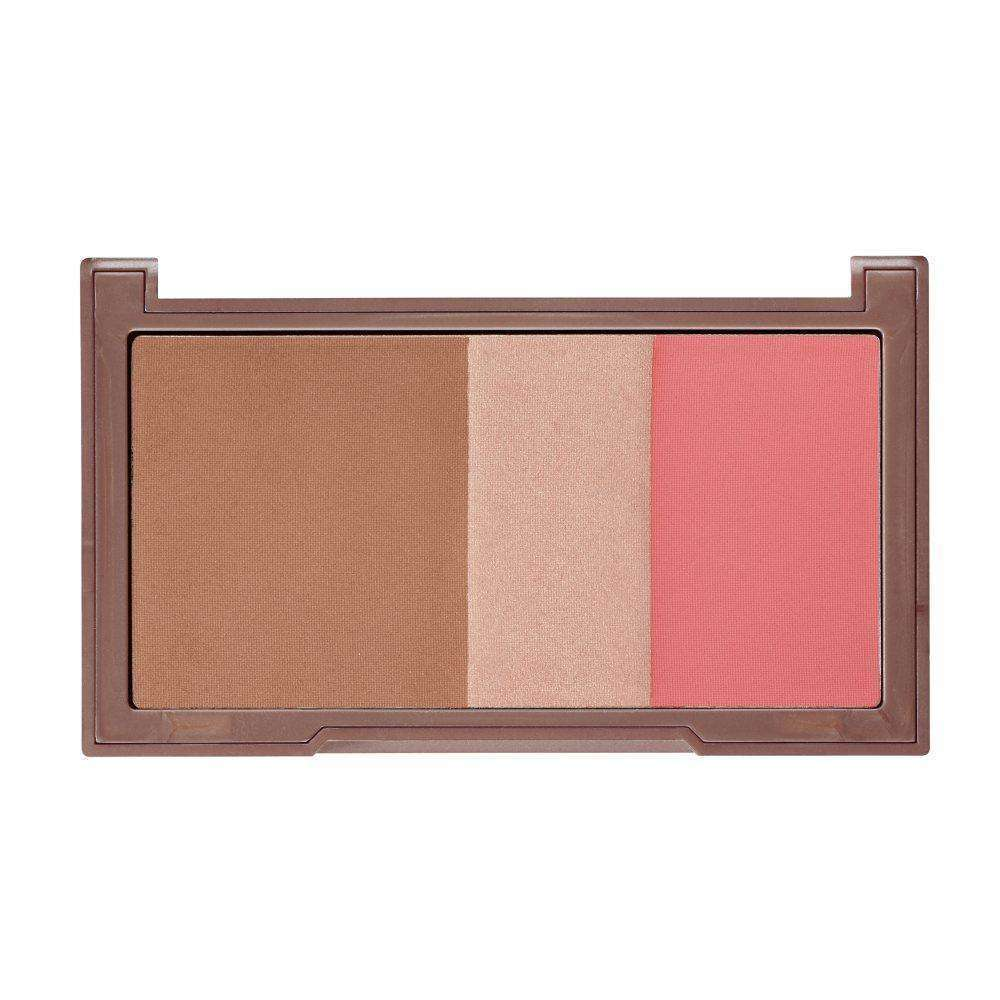Naked Flushed Streak Blush Bronzer And Highlighter