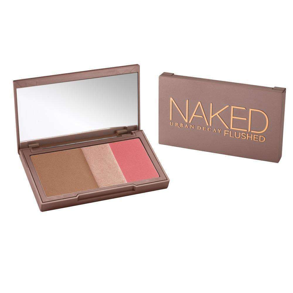 Naked Flushed Streak Blush Bronzer And Highlighter Bronzer Urban Decay