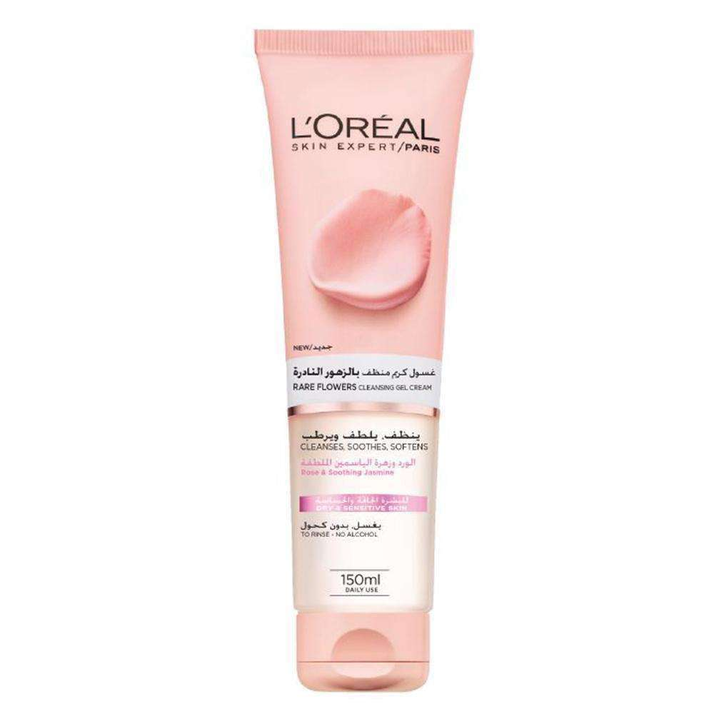 Rare Flowers Gel Wash - 10% Discount Cleansers & Toners L'Oreal Paris