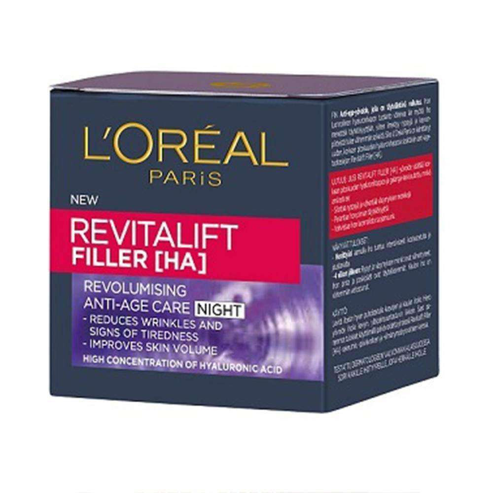 Revitalift Filler Night Cream Night Cream L'Oreal Paris