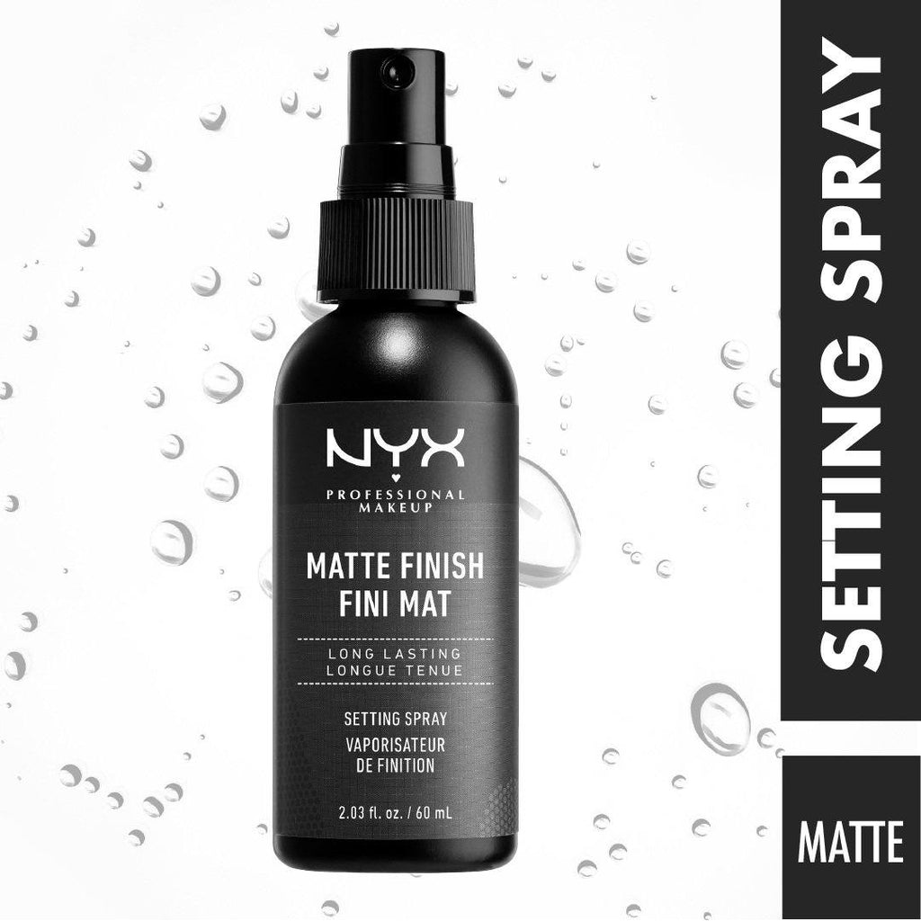 Makeup Setting Spray - Matte Setting Spray NYX Professional Makeup