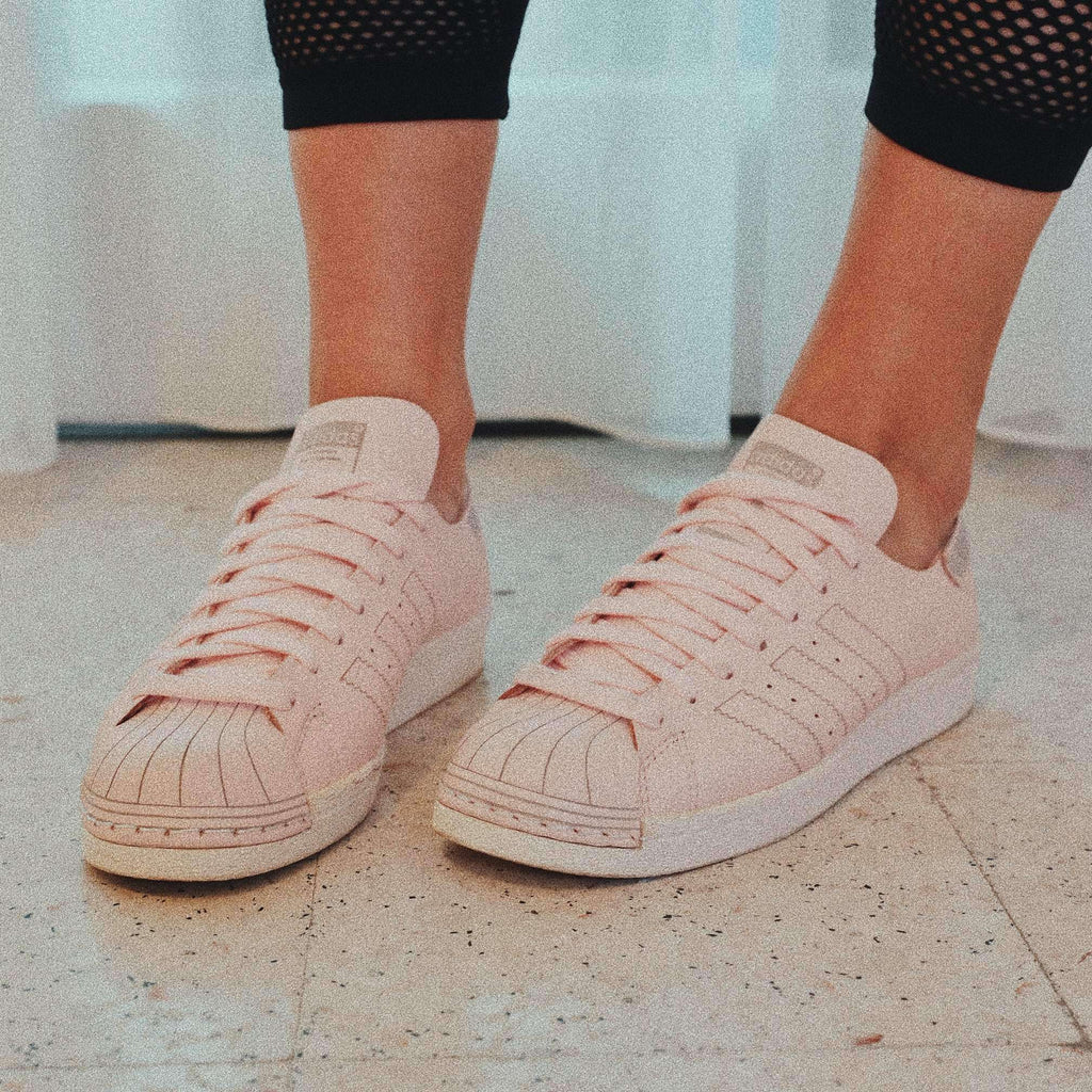 Adidas Originals Pink Sneakers