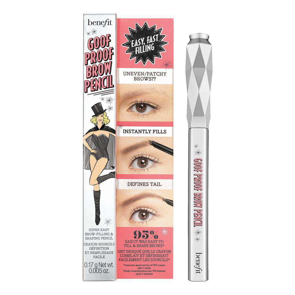 Goof proof eyebrow pencil - Size Mini Eyebrows Benefit Cosmetics