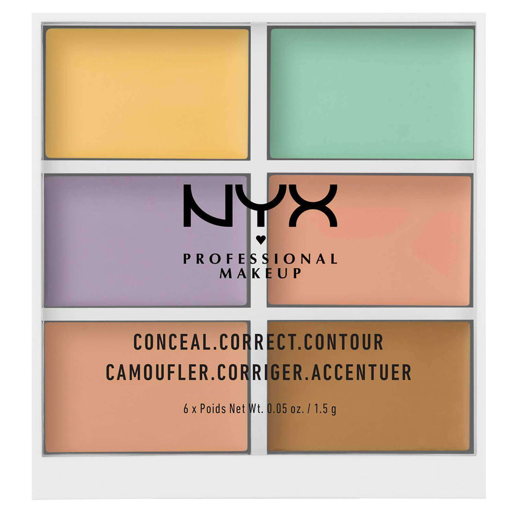 Color Correcting Palette Palette NYX Professional Makeup