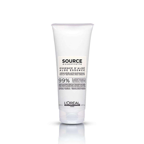 Source Essentielle Daily Detangling Cream Aloe Essence