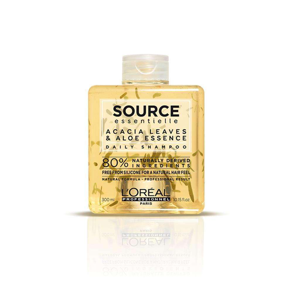 Source Essentielle Daily Shampoo Acacia Leaves & Aloe Essence Shampoo L'Oréal Professionnel Tony Ibrahim