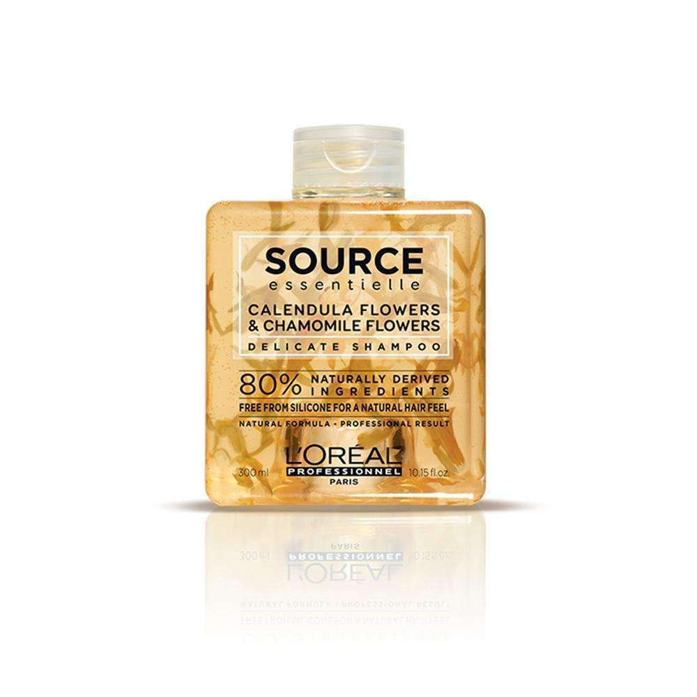 Source Essentielle Delicate Shampoo Calendula Flowers & Chamomille Flowers