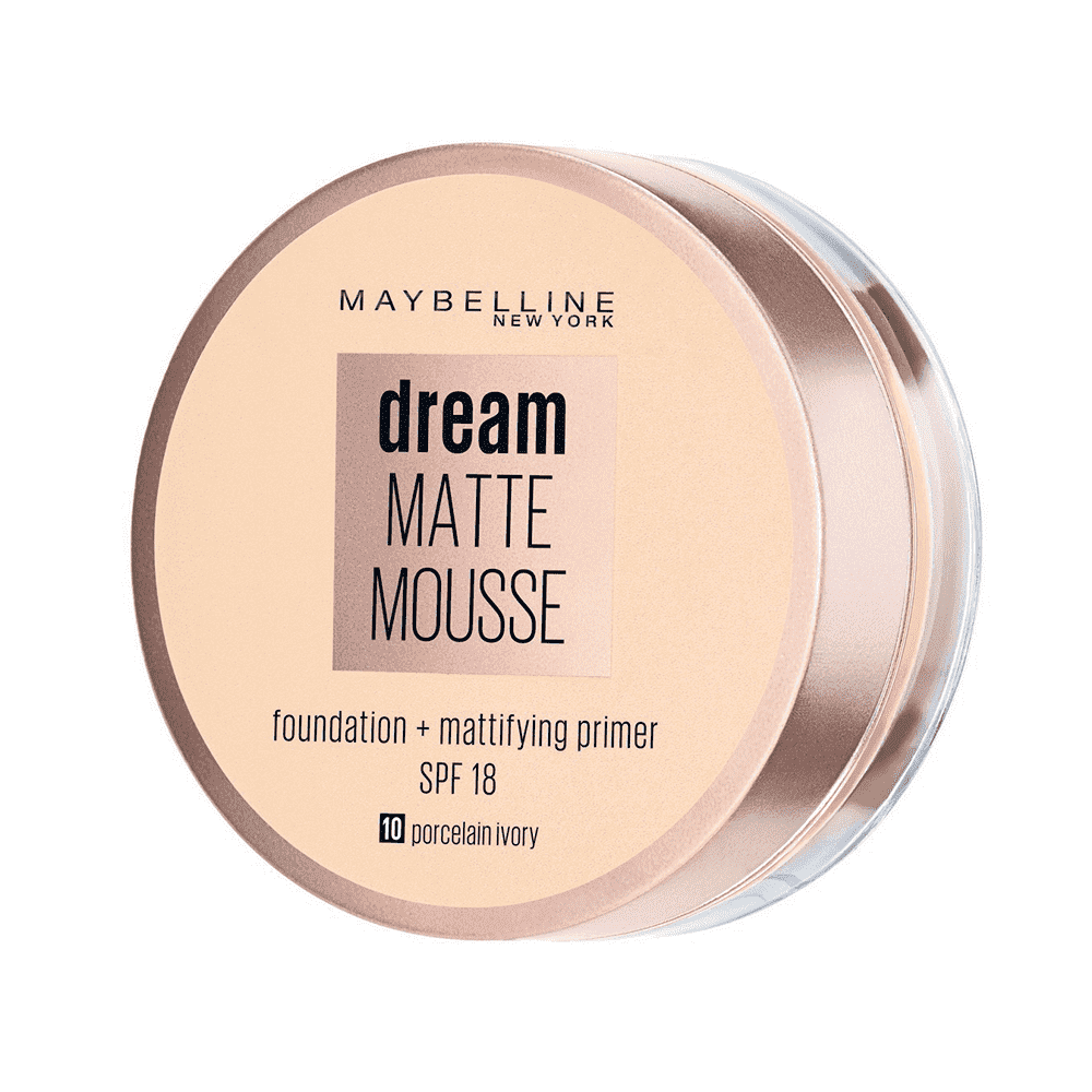 Dream Matte Mousse Foundation (8 Shades) Foundation Maybelline New York