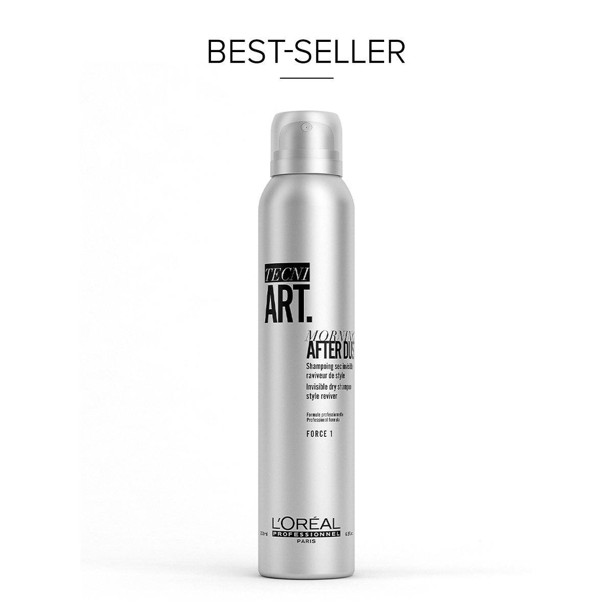 Tecniart Morning After Dust Dry Shampoo