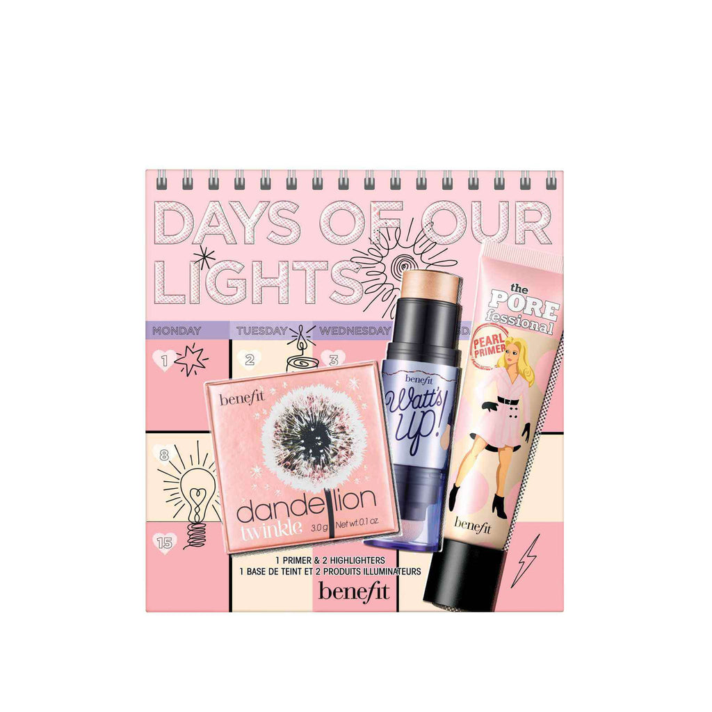 Days of Our Lights Set Kit Benefit Cosmetics