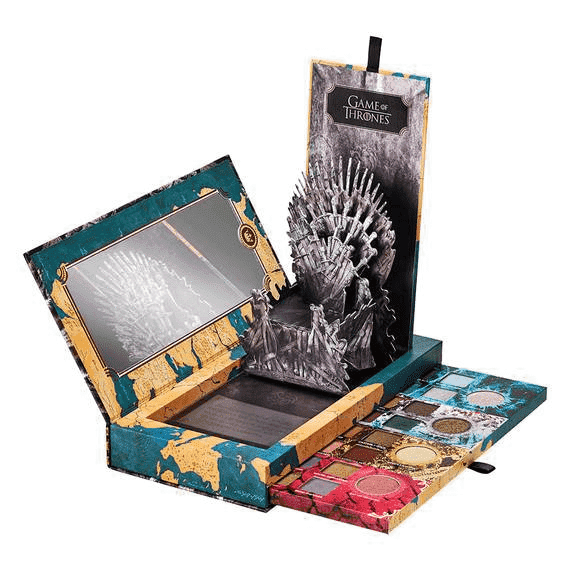 Game of Thrones Eyeshadow Palette Palette Urban Decay