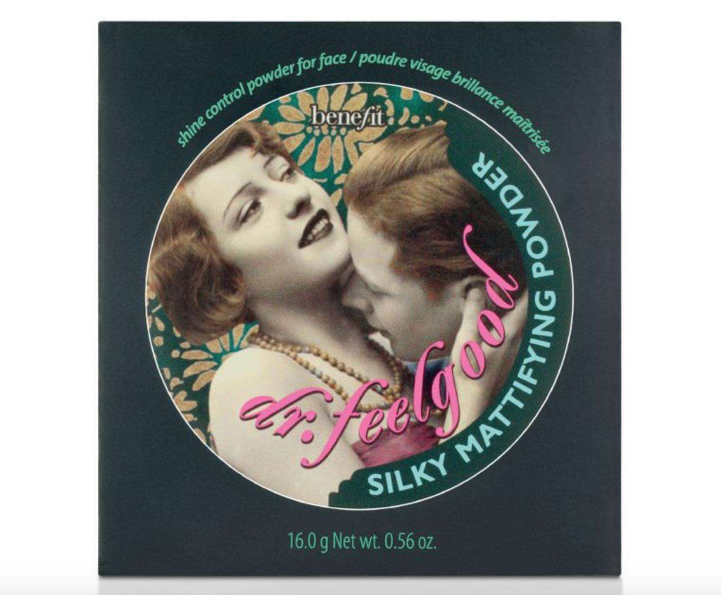 Dr. Feelgood Silky Mattifying Powder Setting Powder Benefit Cosmetics