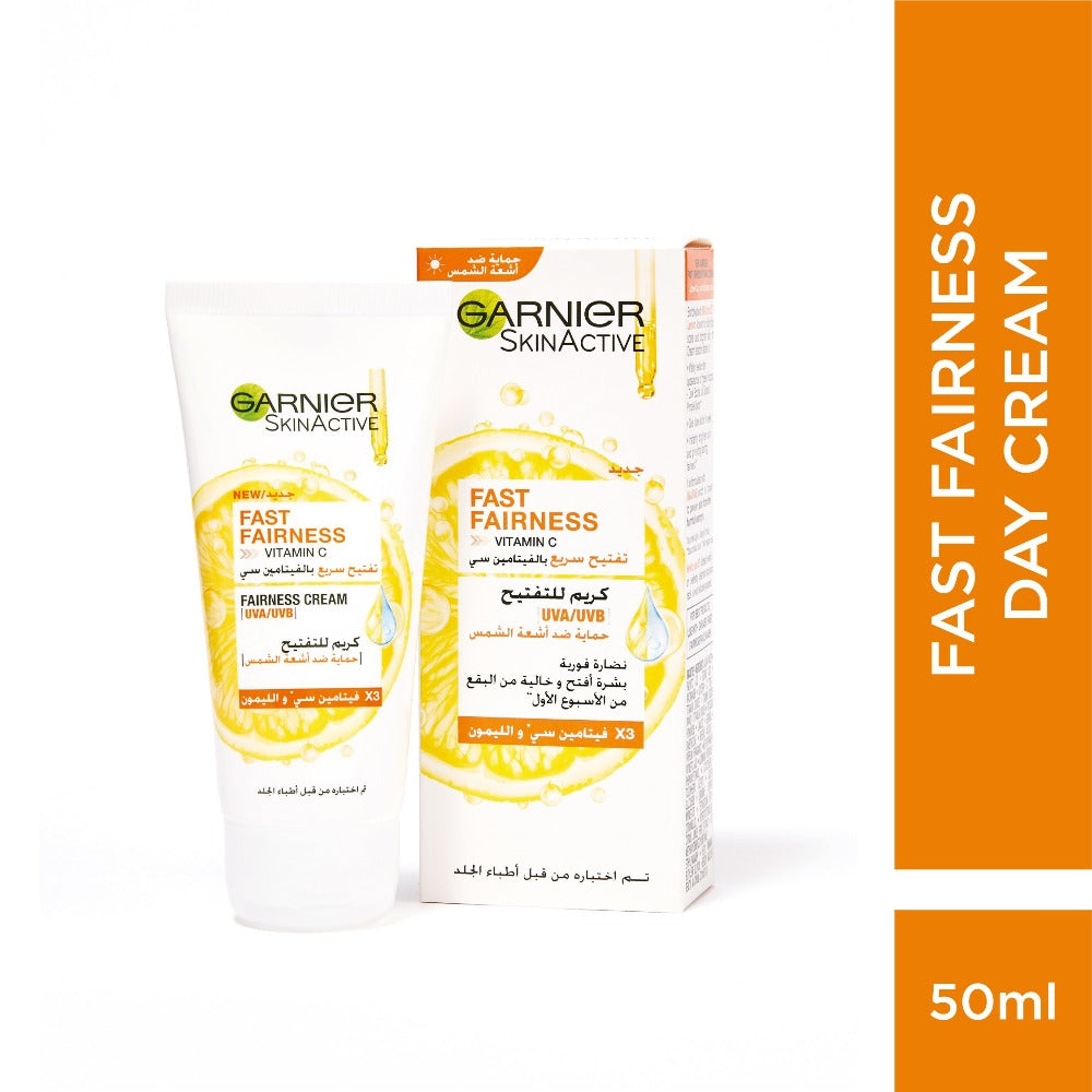 Fast Fairness Day Cream