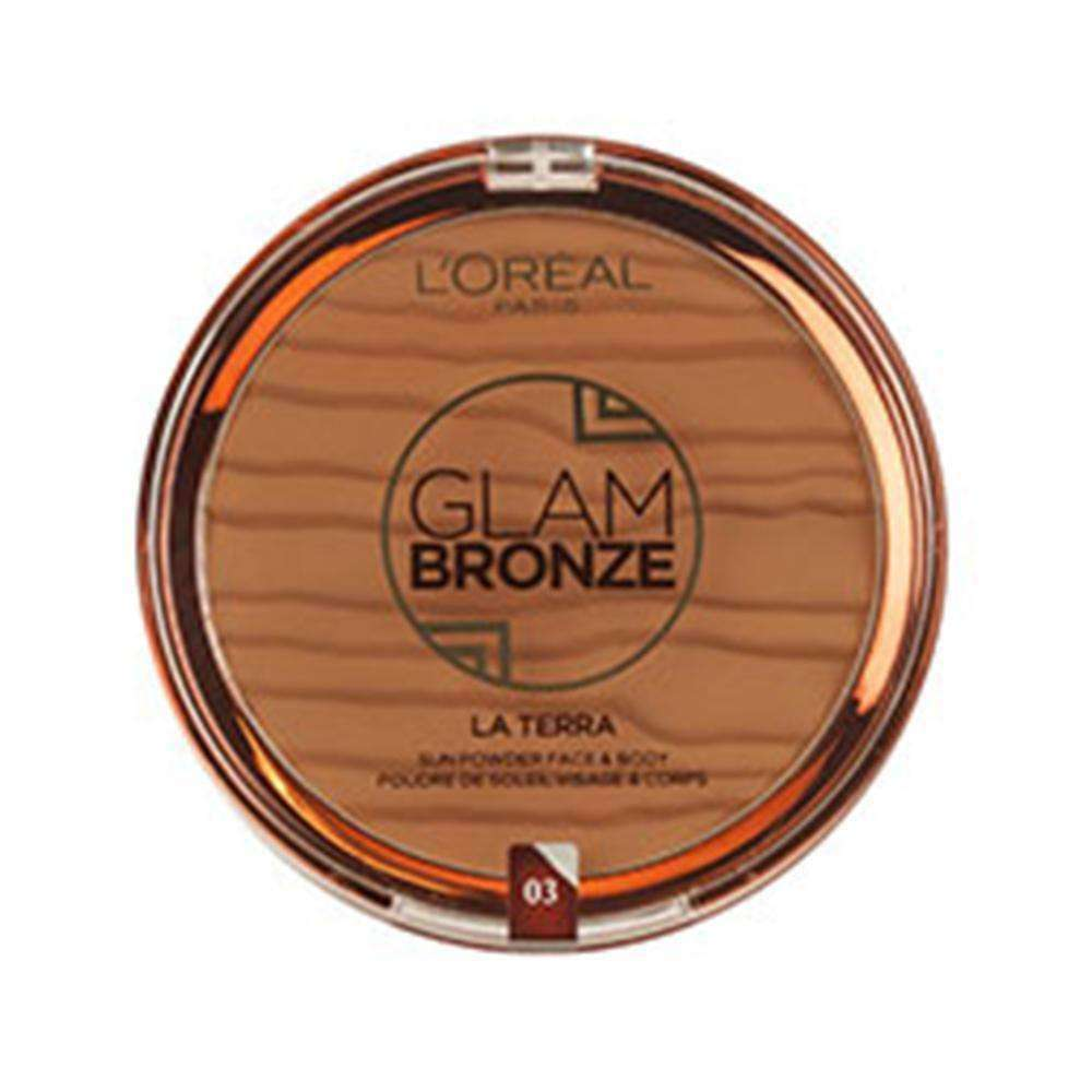 Glam Bronze La Terra French Riviera (4 Shades)