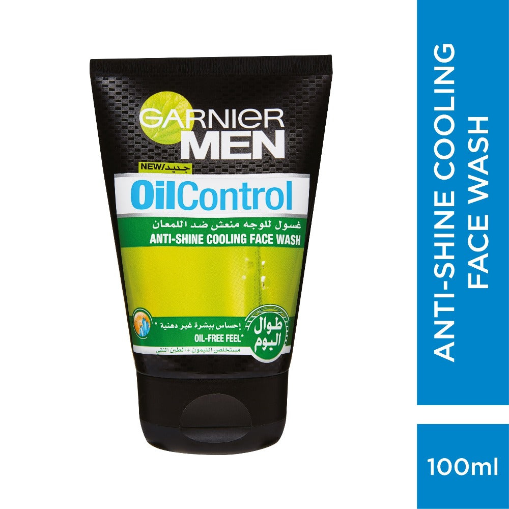Garnier Men Oil Control Face Wash