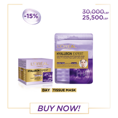 Hyaluron Expert Day & Mask Bundle