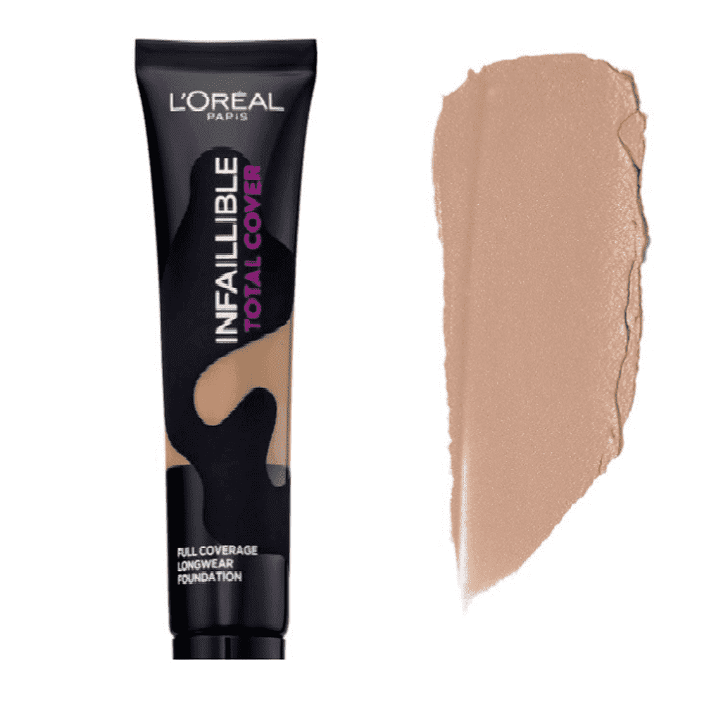 Infallible Total Cover Full Coverage Long Lasting Foundation Foundation L'Oreal Paris