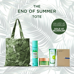 The End of Summer Tote