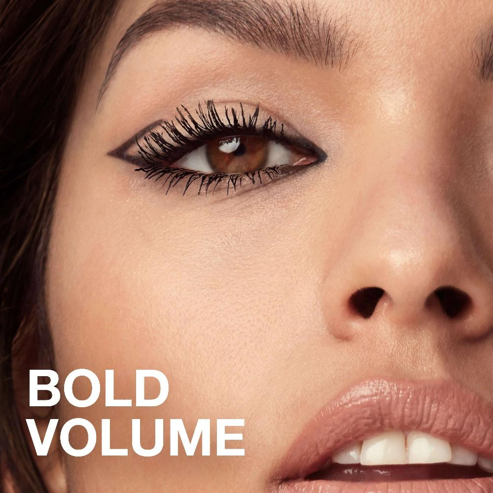 Volum' Express The Colossal - 100% Black Mascara Mascara Maybelline New York