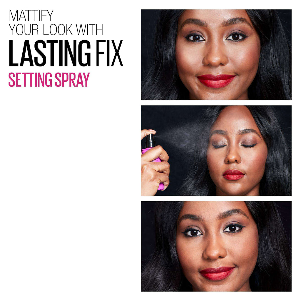 Face Studio Lasting Fix Set Spray Setting Spray Maybelline New York