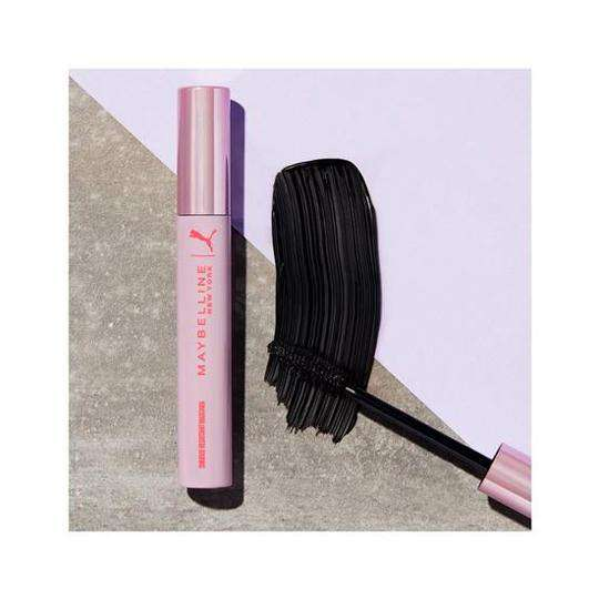 26ead69d866 PUMA X MAYBELLINE SMUDGE-RESISTANT MASCARA Mascara Puma x Maybelline New  York. PUMA X MAYBELLINE SMUDGE-RESISTANT MASCARA Mascara Puma x Maybelline  New York