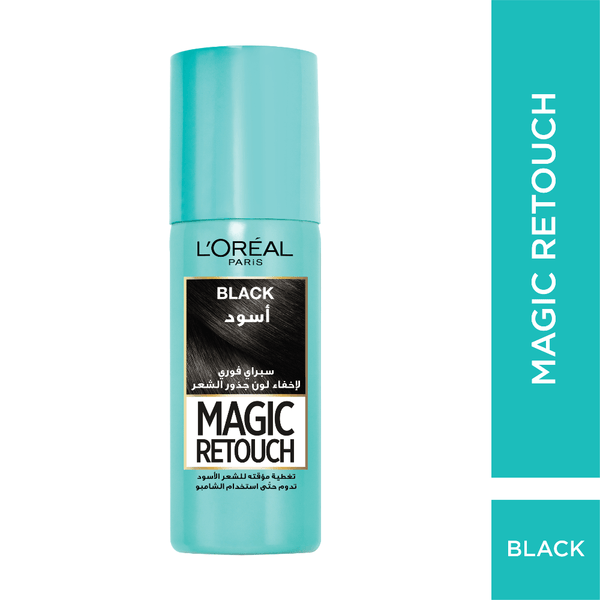 Magic Retouch Hair Roots Concealer Spray