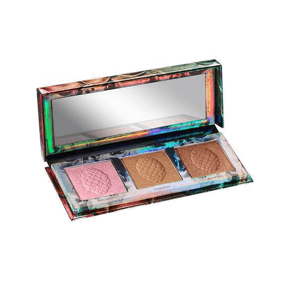 Mother Of Dragons Highlight Palette - Game of Thrones Palette Urban Decay