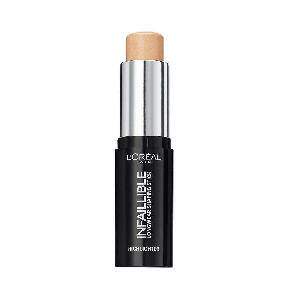 Infallible Foundation Shaping Stick (8 Shades) Foundation L'Oreal Paris 502 Gold Is Cold