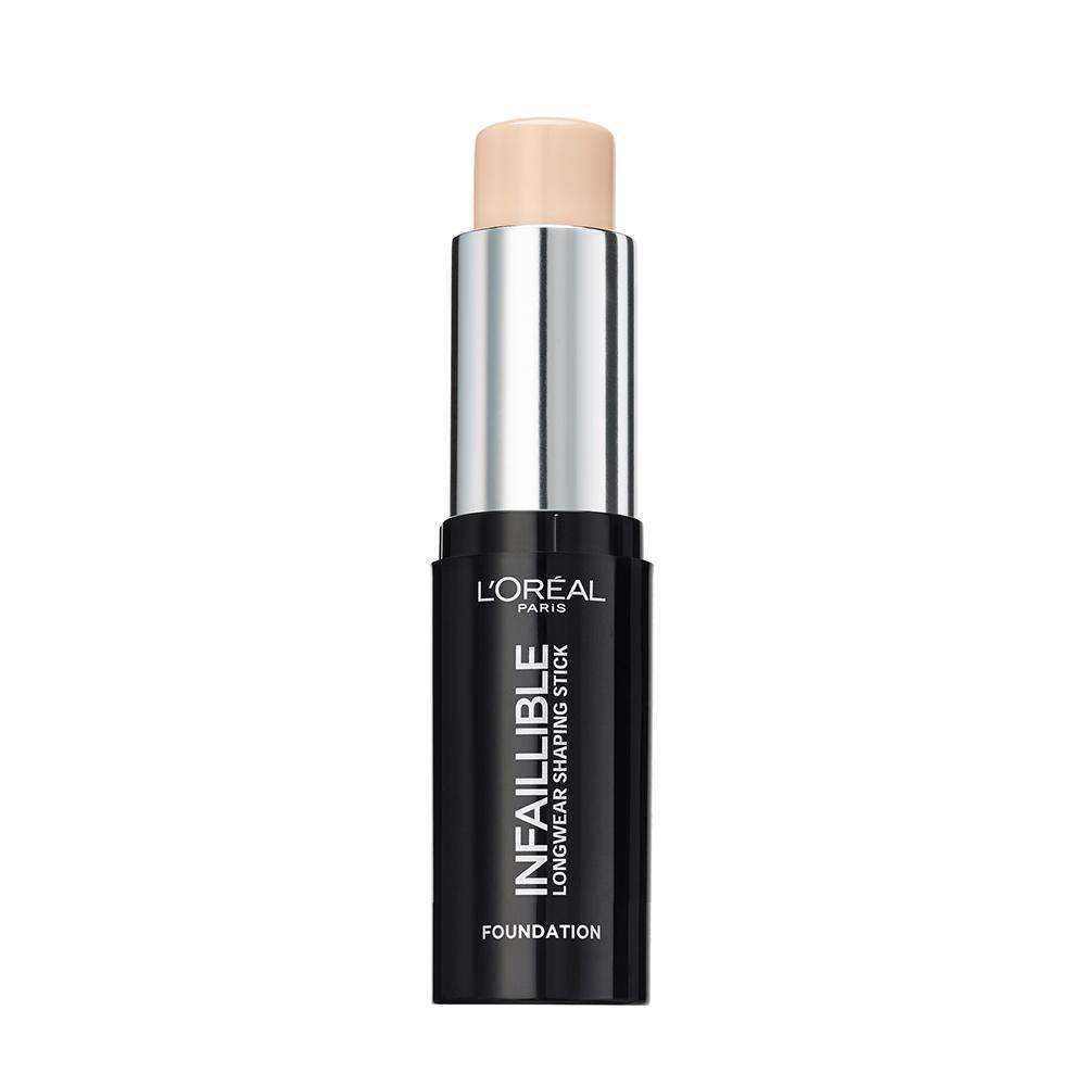 Infallible Foundation Shaping Stick (7 Shades) Foundation L'Oreal Paris 100 Ivory