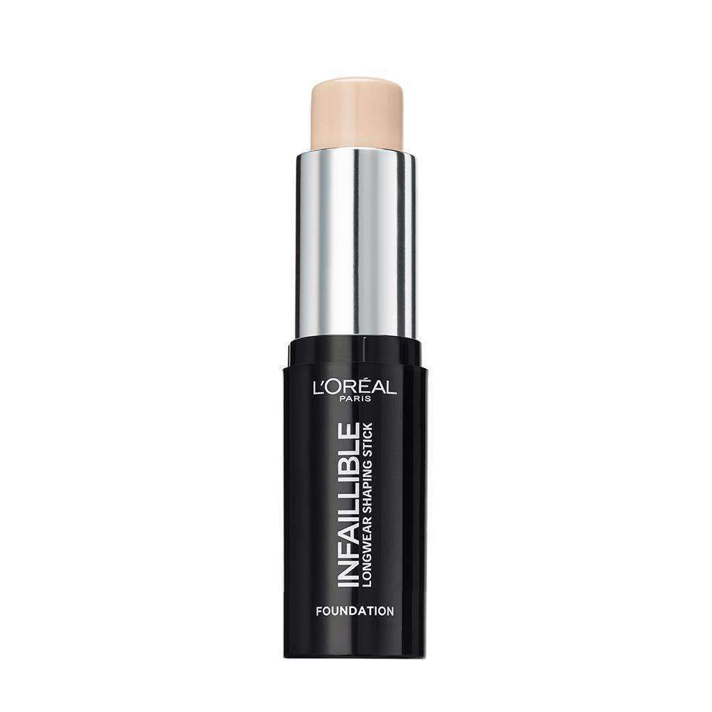 Infallible Foundation Shaping Stick (7 Shades) Foundation L'Oreal Paris 120 Vanilla Rose