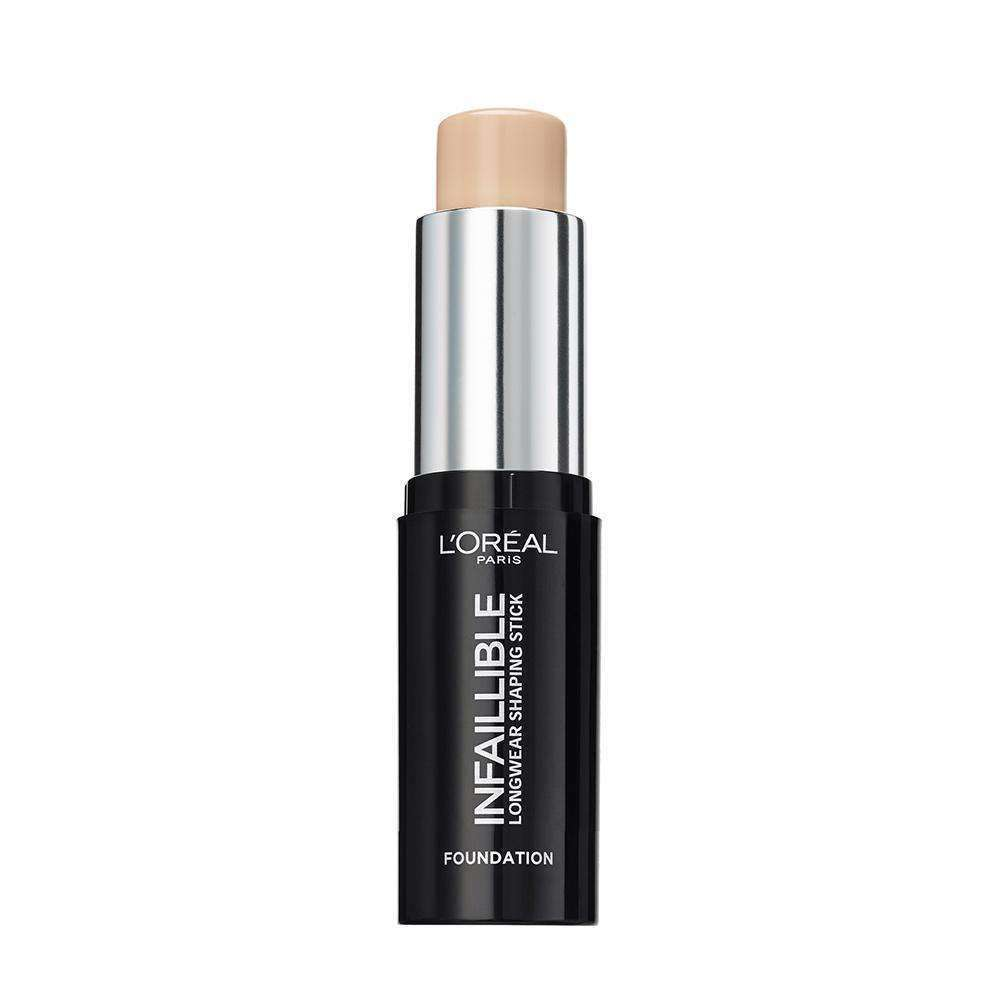 Infallible Foundation Shaping Stick (7 Shades) Foundation L'Oreal Paris 160 Sand