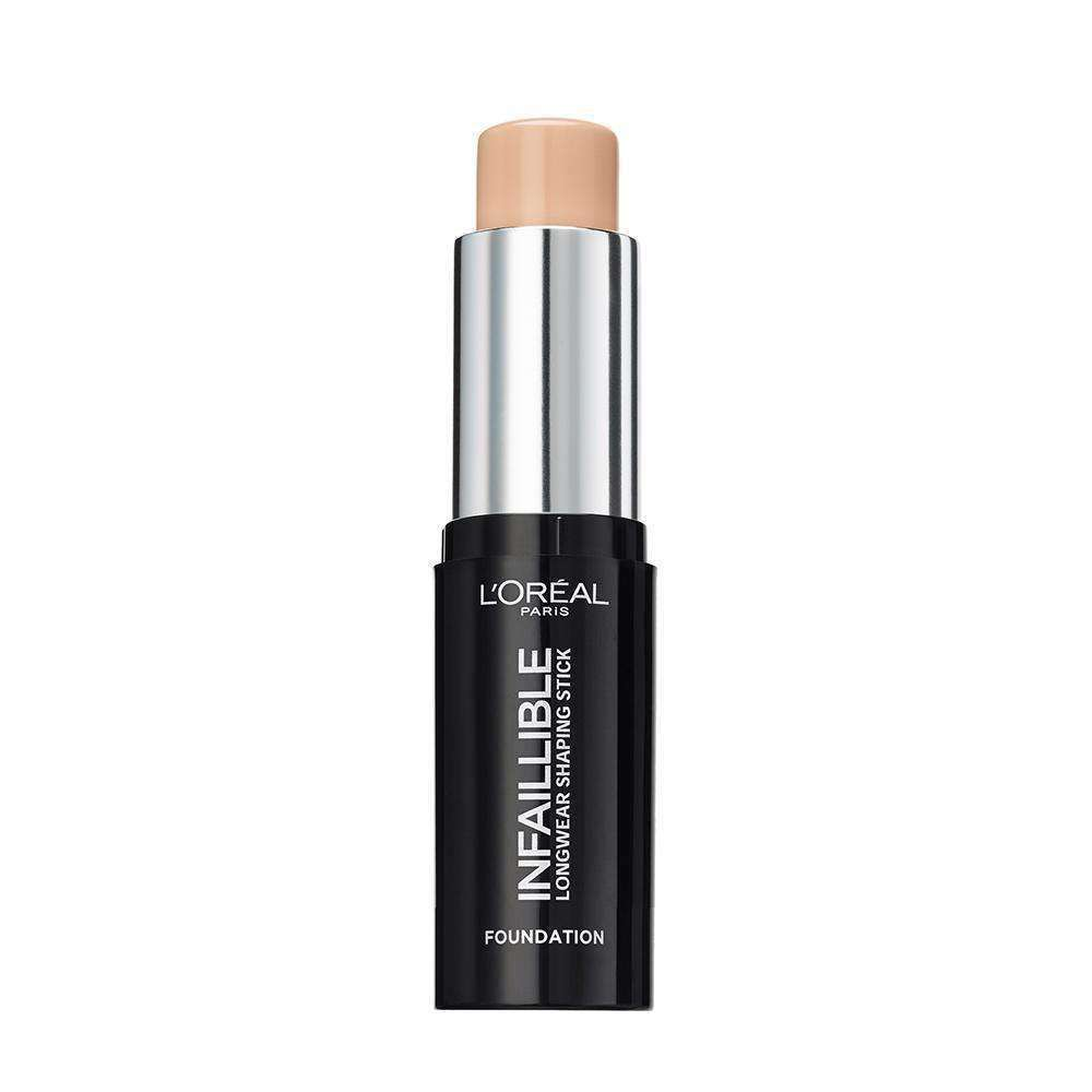 Infallible Foundation Shaping Stick (7 Shades) Foundation L'Oreal Paris 180 Radiant Beige