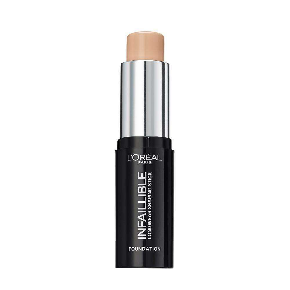 Infallible Foundation Shaping Stick (7 Shades) Foundation L'Oreal Paris 190 Beige Gold