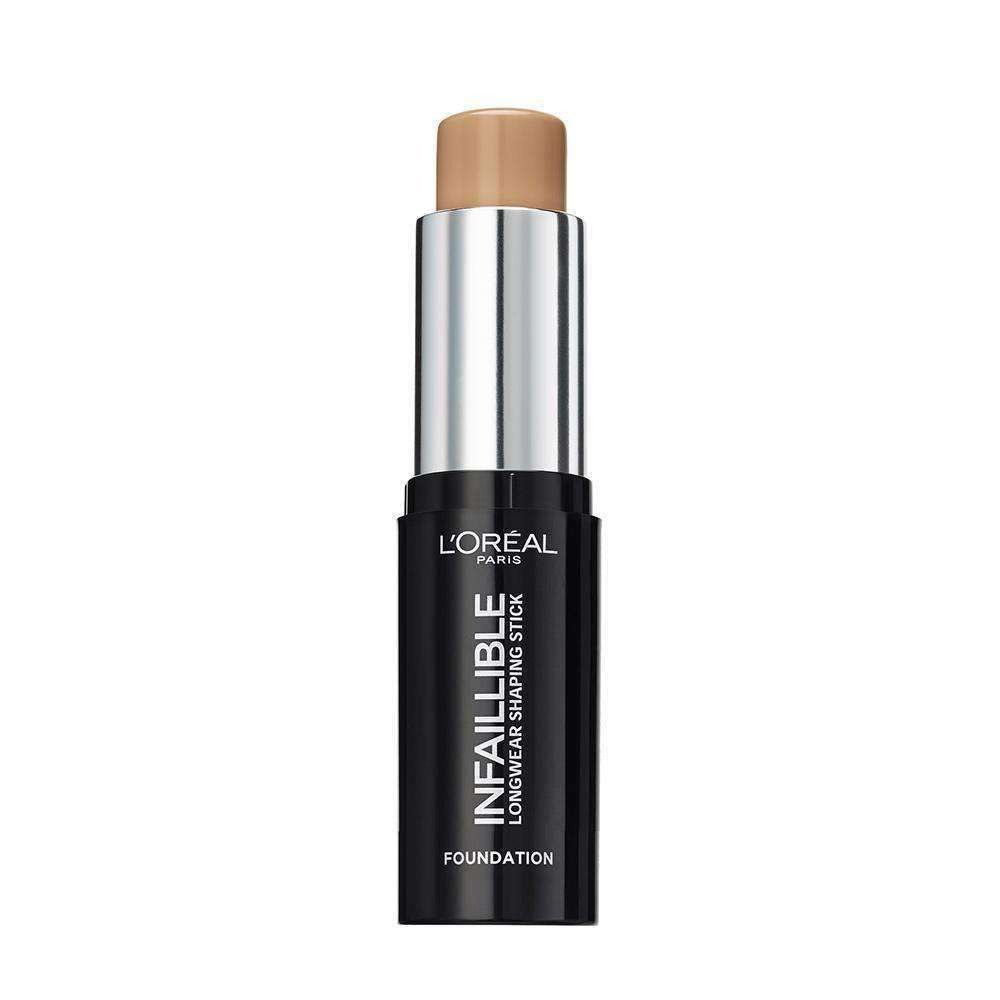 Infallible Foundation Shaping Stick (7 Shades) Foundation L'Oreal Paris 210 Cappuccino