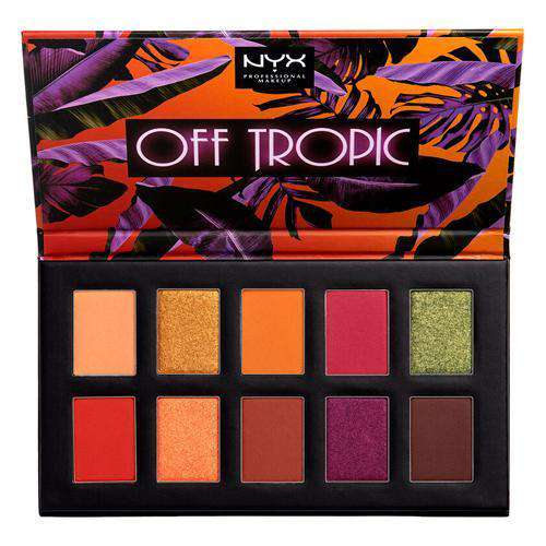 OFF TROPIC SHADOW PALETTE Eyeshadow NYX Professional Makeup