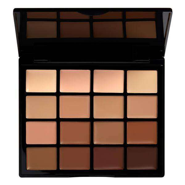Pro Foundation Palette Foundation NYX Professional Makeup